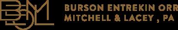 Burson Entrekin Orr Mitchell Lacey, PA